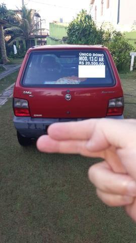 Oportunidade! Fiat UNO mille 2012/13 - 1.0. Completo! Doc todo OK. Leia a descrição! - Foto 5