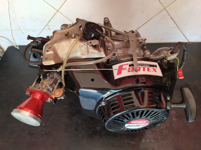 Motor kart  - Foto 2