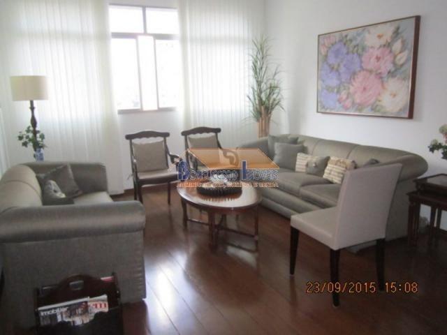 Apartamento à venda com 4 dormitórios em Funcionários, Belo horizonte cod:30903 - Foto 2