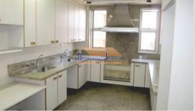 Apartamento à venda com 4 dormitórios em Funcionários, Belo horizonte cod:33009 - Foto 3