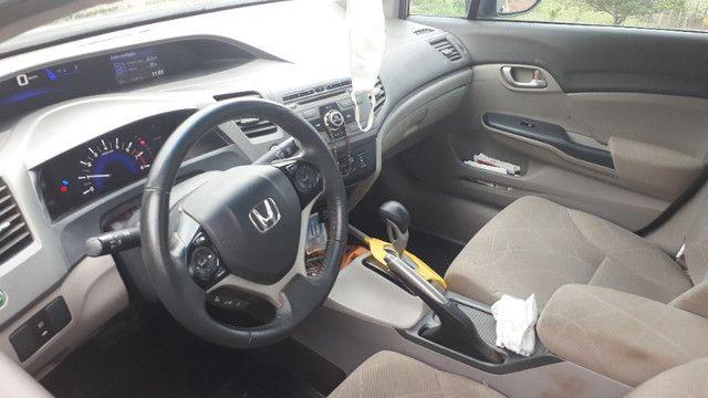 Honda Civic Único Dono - Foto 3