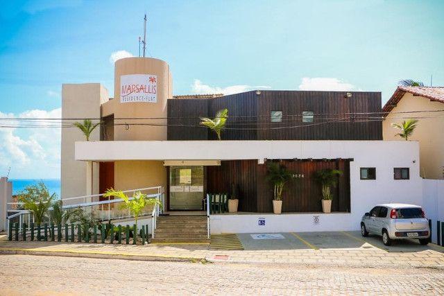 Apartamento em Ponta Negra Mobiliado - 35m² - Marsallis Flat - Foto 3