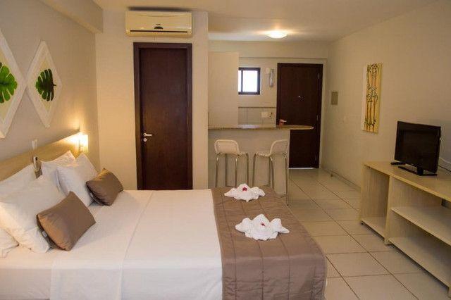 Apartamento em Ponta Negra Mobiliado - 35m² - Marsallis Flat - Foto 6