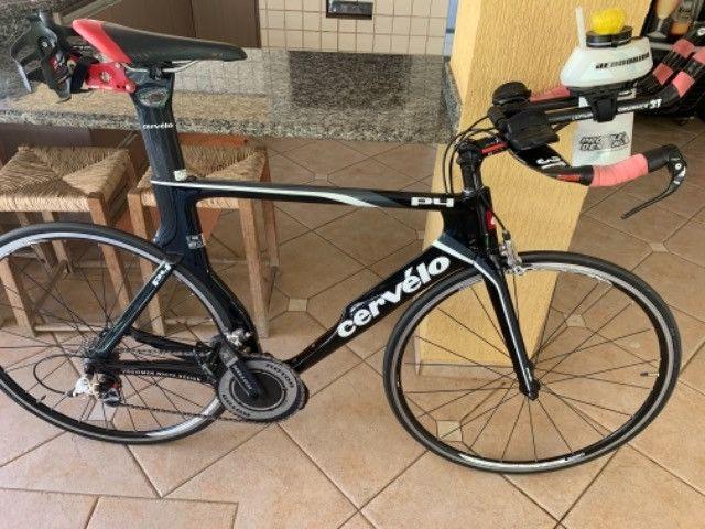 Bicicleta TT Cérvelo P4