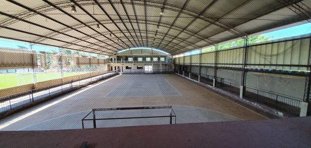 Centro Esportivo - Campo e quadra oficial - 10.458 m² Itaguaí - Foto 10