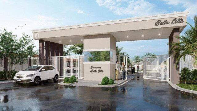 34- Construtora Lua Nova- Casas, no Bella Citá, com 2 vagas na garagem e com semi suíte - Foto 6
