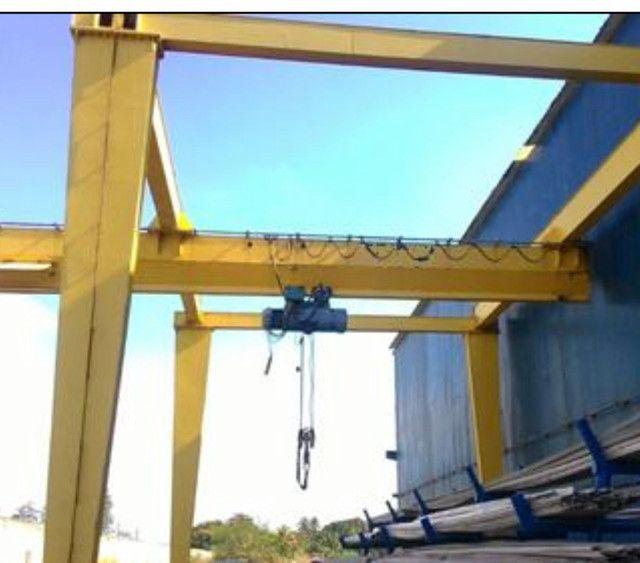 Semi portico 10 ton