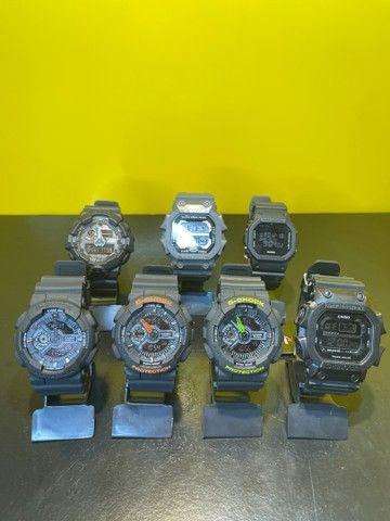 Relógio g-shock modelo dw-5600 lacrado - Foto 3