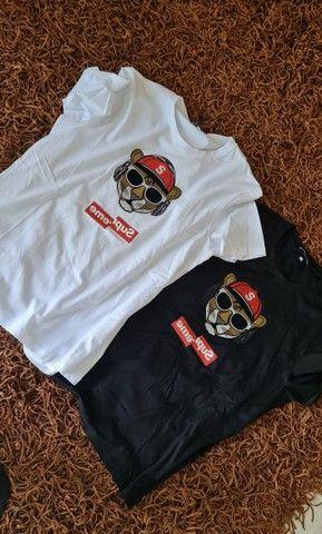 Torrando Lote de Camisetas - Peruana TOP - Foto 2
