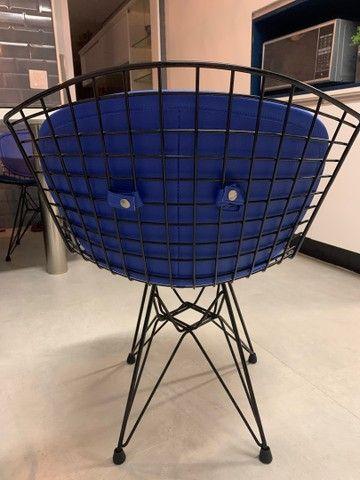 Conjunto 4 cadeiras Herman Miller - Foto 3