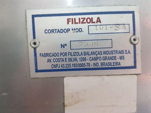 Maquina Fatiadora de Frios Filizola Automática  - Foto 4