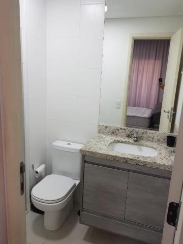 Apartamento com 1 dormitório para alugar, 33 m² por R$ 1.800/mês - Jardim Tarraf II - São  - Foto 5