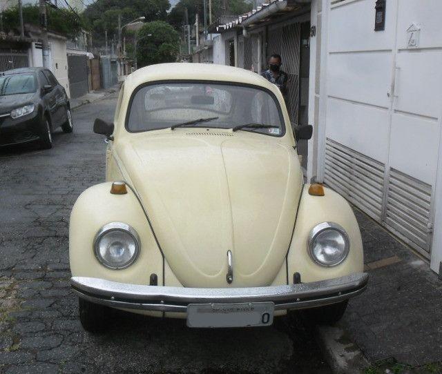 Vw Fusca - 1300 - 1975 - Foto 13