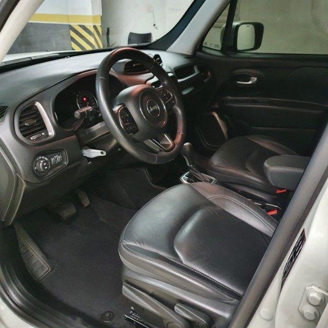 Jeep Renegade 1.8 16v Flex Limited AUT. 2019 .Financiamos em até 60x. - Foto 8