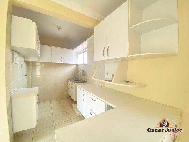 Apartamento com 3 dormitórios à venda, 64 m² por R$ 198.000,00 - Vila União - Fortaleza/CE - Foto 7