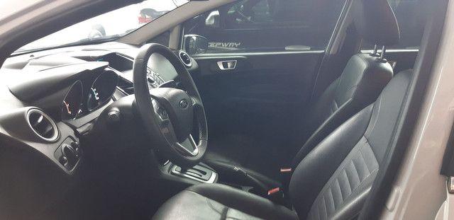 FORD- New Fiesta 1.6 Automático 2014 - Foto 5