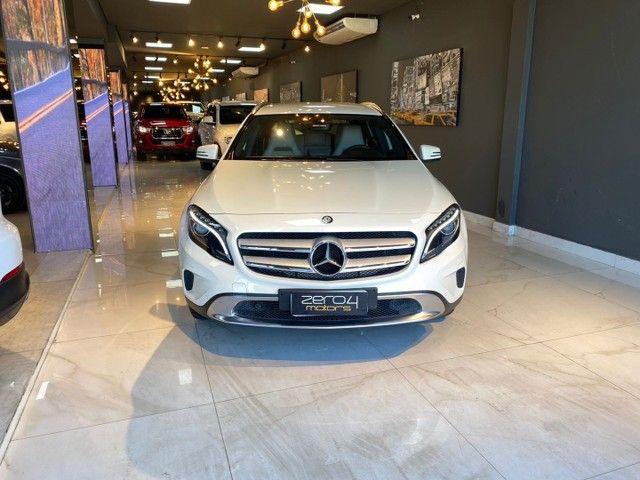 Mercedes-Benz GLA 200 1.6 Advance 2016/2016 Bancos interior bege ,Configuração Linda - Foto 3