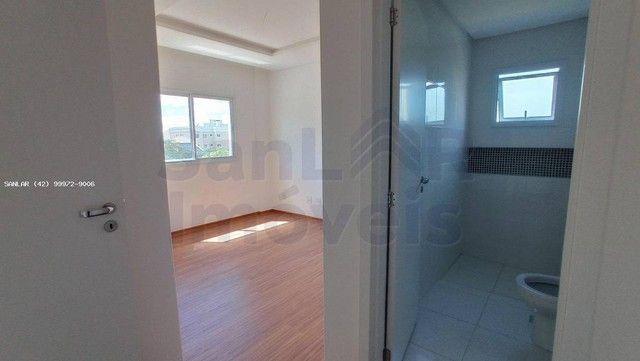 Apartamento para Venda em Ponta Grossa, Jardim Carvalho, 2 dormitórios, 1 suíte, 2 banheir - Foto 11