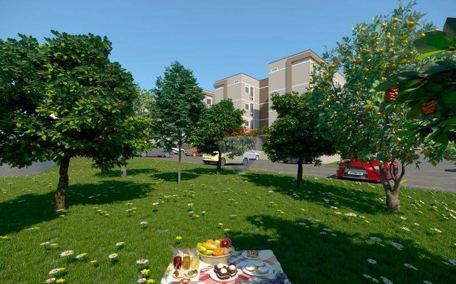 Apartamento com 2 dormitórios à venda, 38 m² por R$ 145.063,00 - Fragoso - Olinda/PE - Foto 3