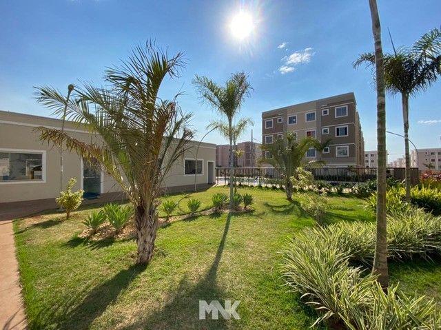 Apartamento para aluguel, 2 quartos, 1 vaga, Pioneiros - Campo Grande/MS - Foto 2