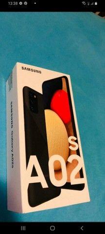 Samsung lançamento A02S chama no WhatsApp - Foto 2