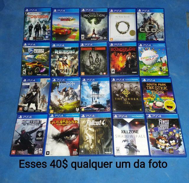 Jogos ps4 originais.. Preço na foto individual  - Foto 3