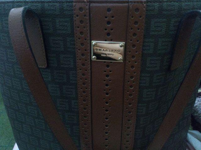 Bolsa Couro Smartbag - Foto 2