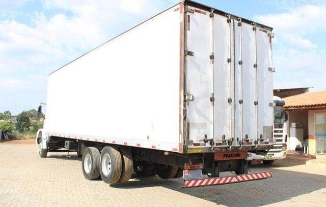 caminhão mb 1620 bau  - Foto 5