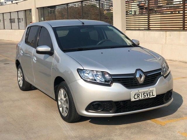 Renault Sandero Expression 1.6 8V (Flex) - Foto 2