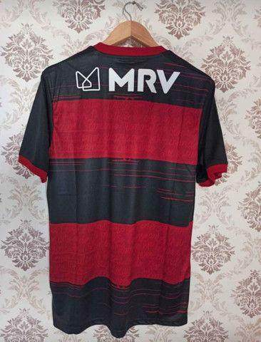 Camisa do Flamengo 2020 - Foto 2