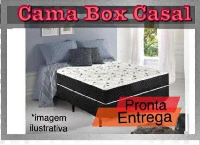 Cama Box Casal Conjugada Ortopédico Bambu premium - Foto 5