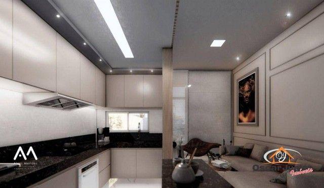 Casa com 3 dormitórios à venda, 110 m² por R$ 315.000,00 - Timbu - Eusébio/CE - Foto 5