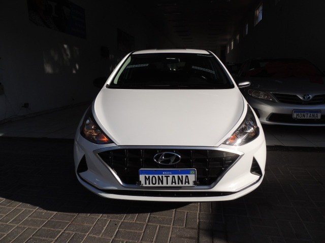 Hyundai HB20 2020 Sense Manual