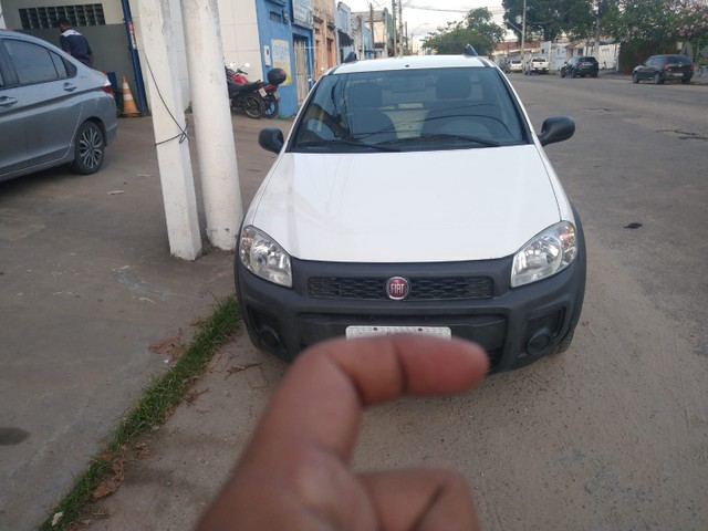 Fiat Strada Working Hard  - Foto 4