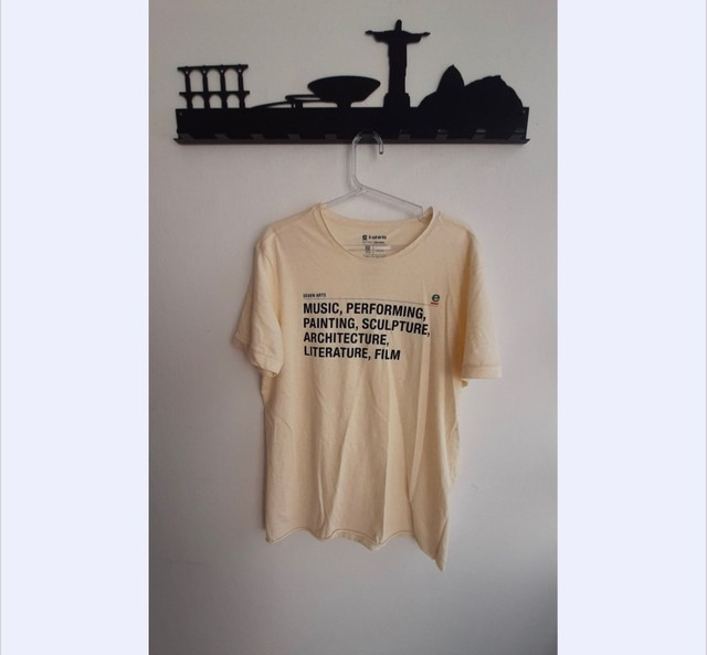 Camisa Osklen Cânhamo Nova  - Foto 2