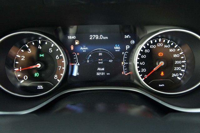 Jeep Compass 2.0 16v Flex Longitude Automático 2020 32.900 Km - Foto 7