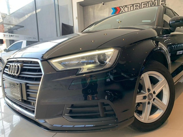 Audi A3 Attraction 1.4 TFSi Flex Tiptronic 2018 - Foto 4