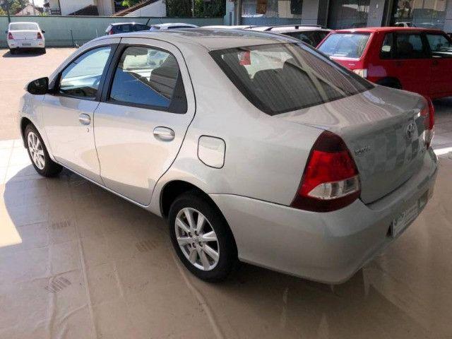 Etios 1.5 Sedan X Plus Aut 16v 2020 - Foto 8