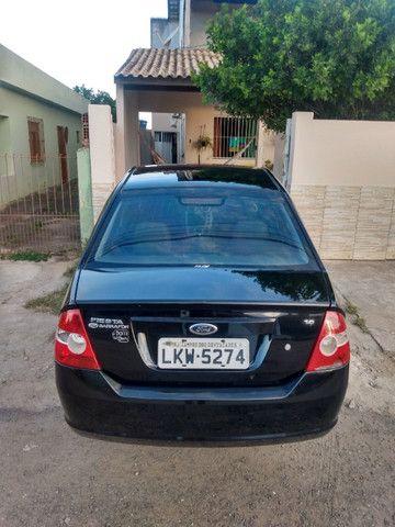 Fiesta sedan 1.6 8v 2009 - Foto 7