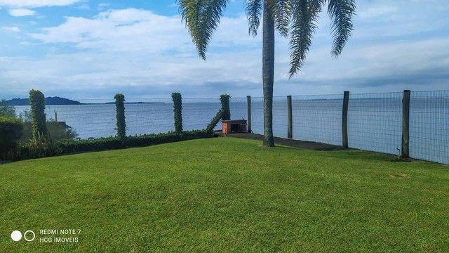 Magnifica casa residencial com praia particular para venda com 500 metros quadrados com 4  - Foto 19