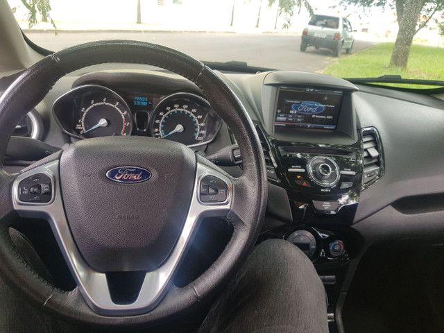 Fiesta Sedan Titaniun 1.6 2015 - Foto 5