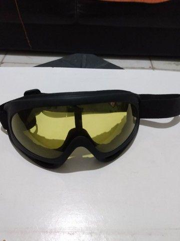 Óculos proteção uv400 novo - Foto 2