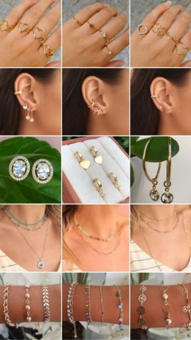 Semi jóias 1 ano de garantia - Foto 5