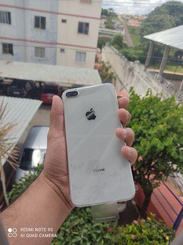 iPhone 8 plus 64gb novo - Foto 2