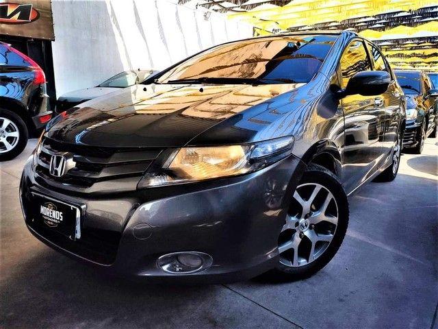 Honda City completo 2010 doc ok com gnv instalado  - Foto 2