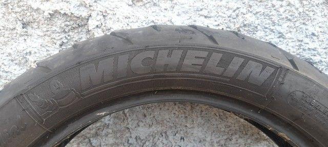 Pneus Michelin Anakee III par usado - Foto 2