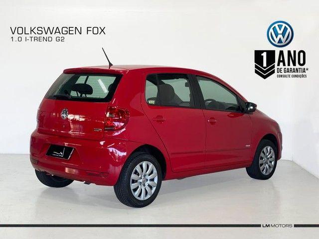 VOLKSWAGEN FOX 1.0 G2 I-TREND 2014 - Foto 11