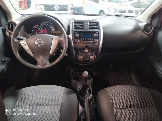 Nissan Versa 1.0S 2016 - Foto 5