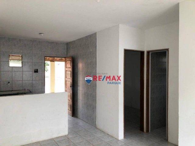 Casa com 2 dormitórios à venda, 54 m² por R$ 130.000,00 - Cidade Jardim - Caruaru/PE - Foto 6