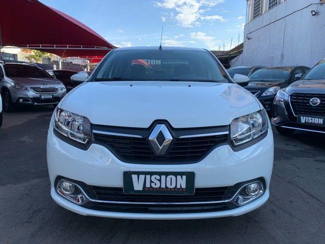 Renault LOGAN DYNAMIQUE 1.6 8V FLEX MEC. - Foto 2